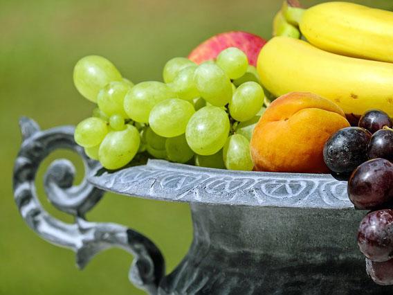 combattere il caldo con l'alimentazione